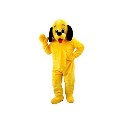 location mascotte chien jaune lille arras saint quentin orchies. Black Bedroom Furniture Sets. Home Design Ideas