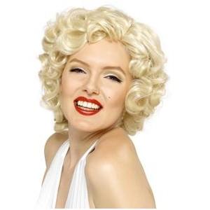 Perruque Marilyn Monroe