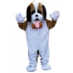 Déguisement Mascotte - Costume Saint Bernard
