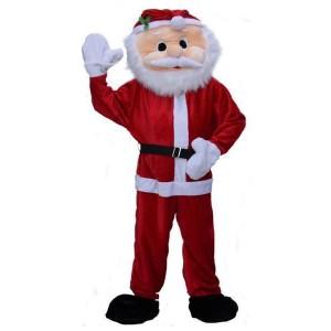 Déguisement Mascotte - Costume Père Noël