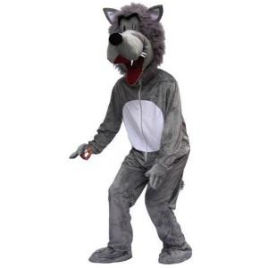Déguisement Peluche loup