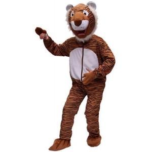 Déguisement peluche tigre Adulte