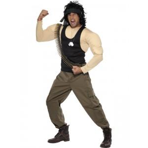 Déguisement Rambo