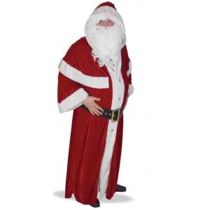 Déguisement Père Noël européen luxe