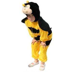 Costume peluche abeille enfant