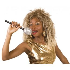 Perruque Rock Queen