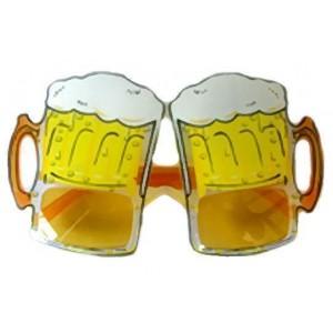 Lunettes verres à bière