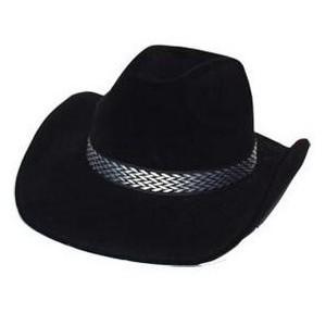 Cowboy feutre noir