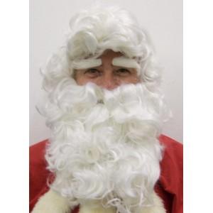 Perruque + Barbe - Père Noël 2
