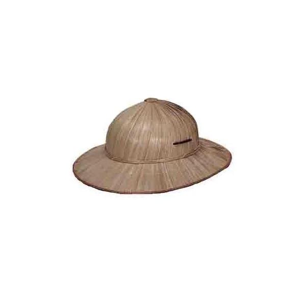 Accessoire d guisement colonial bambou luxe for Accessoire bambou