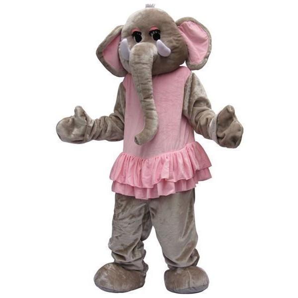 Mascotte Eléphant