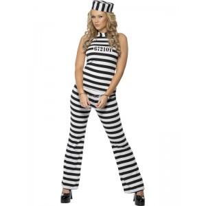 Déguisement Prisonnier femme