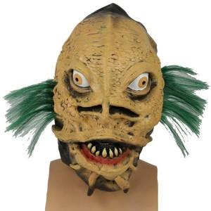 Masque latex monstre marin