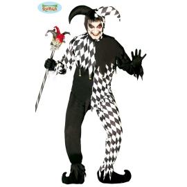 Black Joker - Déguisement Halloween