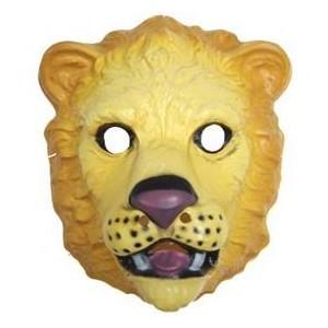 Masque Lion PVC enfant