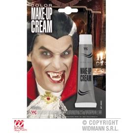Maquillage en tube gris