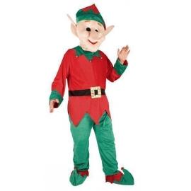 Deguisement Noel Peluche Elfe