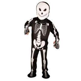Déguisement peluche Squelette