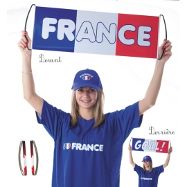 Bannière supporter France/Goal