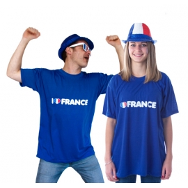 Tshirt I love France
