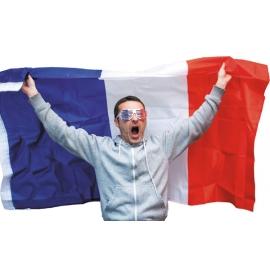 Drapeau France 90x150cm
