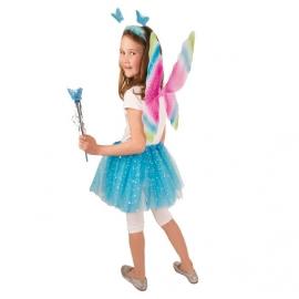 Set Papillon Bleu Enfant