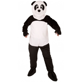 Costume Peluche Panda