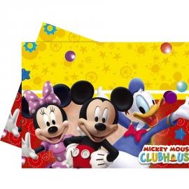 Nappe Plastique Mickey 120x180cm