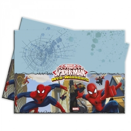 Nappe Plastique Spiderman 120x180cm
