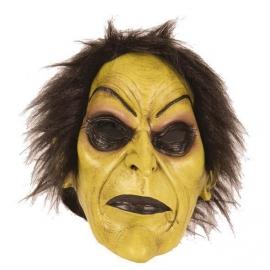 Masque latex sorcier