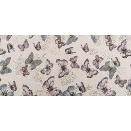 Chemin de table papillons 28cm x 5m