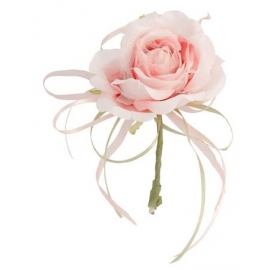 Rose 19x8cm couleur Taupe