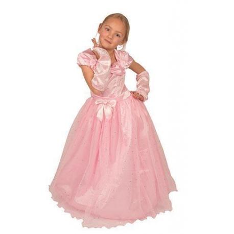 d guisement enfant pas cher costume f e rose fille. Black Bedroom Furniture Sets. Home Design Ideas