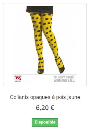 collants carnaval