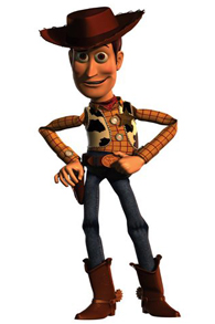 déguisement adulte woody