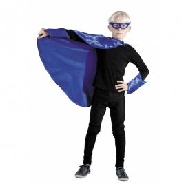 Set Super héros enfant noir