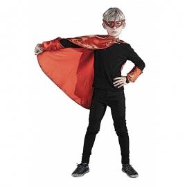 Set Super héros enfant rouge