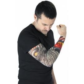 Manche tatouée Dragon