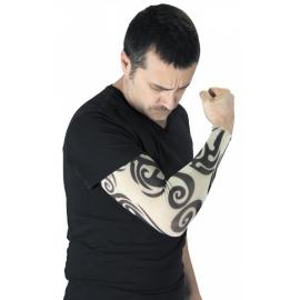Manche tatouée Tribal