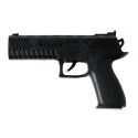 Pistolet noir