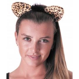 Serre tête léopard sexy