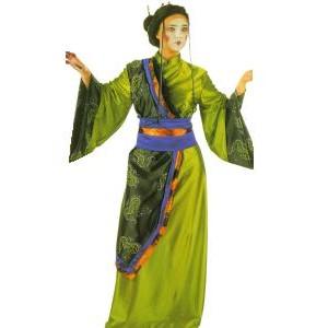 Geisha verte