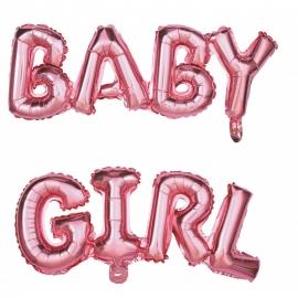 Guirlande lettres ballon baby boy 118X24cm