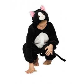 Costume peluche lapin enfant