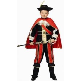 Costume mousquetaire enfant