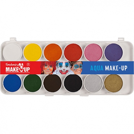 Kit de maquillage diable