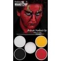 Kit de maquillage diable