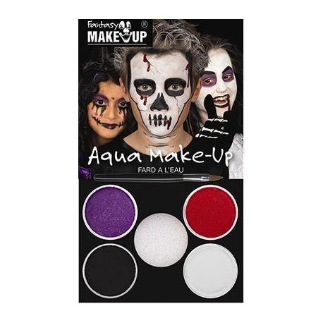 Kit de maquillage cauchemard
