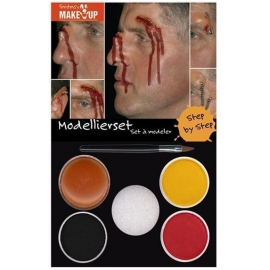 Kit de maquillage cicatrices