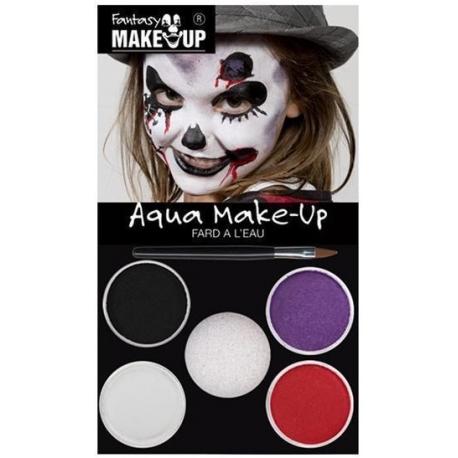 Kit de maquillage chevalier/pirate